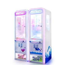 Simple Operation Gifts Vending Machine Games Coin Operated For Vedio Arcade